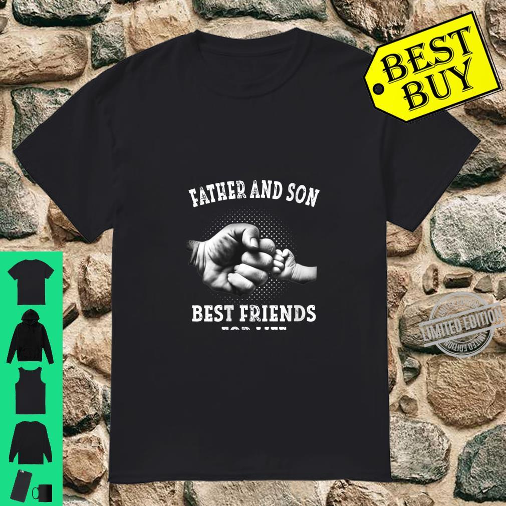 Father /& Son Best Friends For Life Sweatshirt Fist Bump Father/'s Day Crewneck